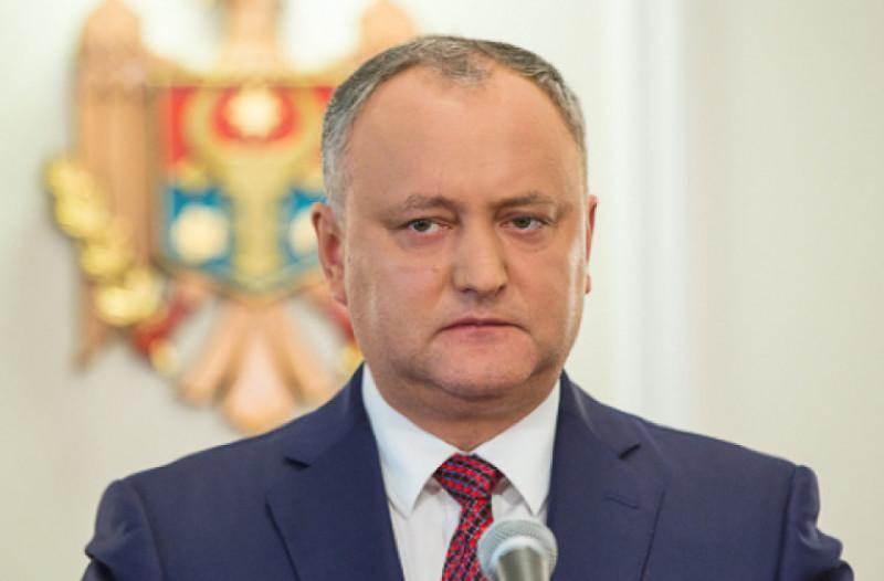 Игорь Додон подписал Указ об определении состава Высшего Совета Безопасности Молдовы и назначил первое заседание