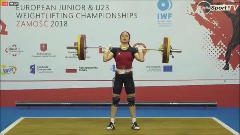 Елена и Екатерина Кыльчик вошли в сборную Молдовы по тяжёлой атлетике для участия в Чемпионате Европы