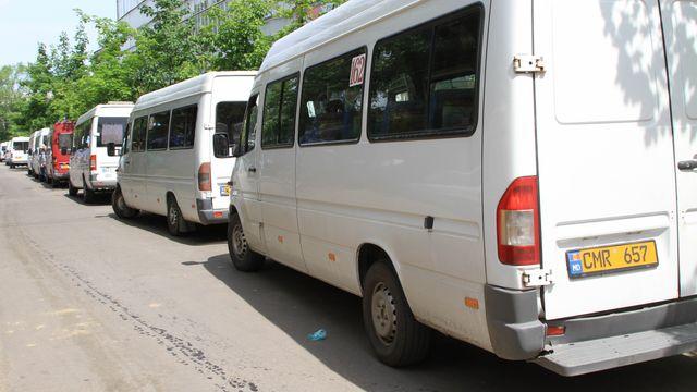 В понедельник утром в Кишиневе перестанут ездить маршрутки. С чем это связано?