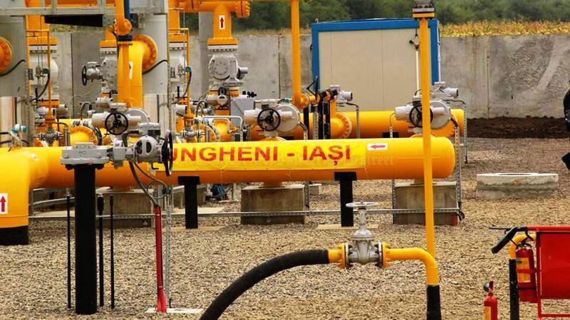 Строительство газопровода Яссы-Унгены-Кишинев будет завершено только в 2021 году