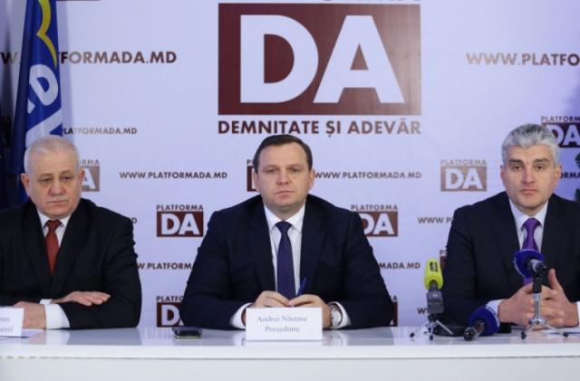 Платформа DA готова выдвинуть своего кандидата на президентских выборах. Готовы ли они поддержать Майю Санду?