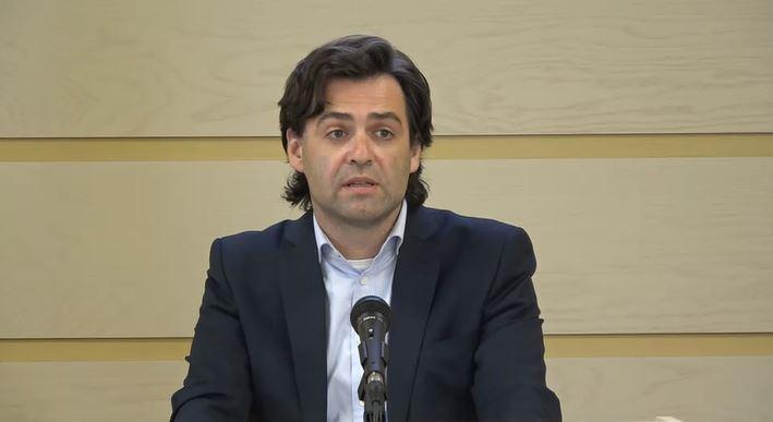 Новый глава МИДЕИ Нику Попеску: Международные партнеры признают меня в качестве министра