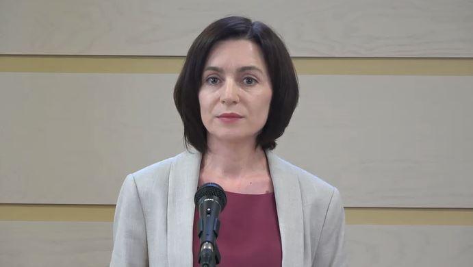 Майя Санду: Депутаты Европарламента думают, что нет желания для расследования кражи миллиарда