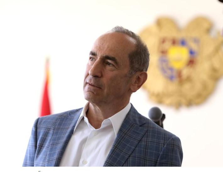 Суд в Армении повторно арестовал бывшего президента Кочаряна по подозрению во взяточничестве в размере $3 млн