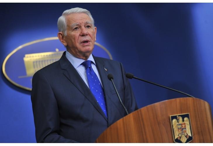 Глава МИД Румынии высказался в поддержку Плахотнюка