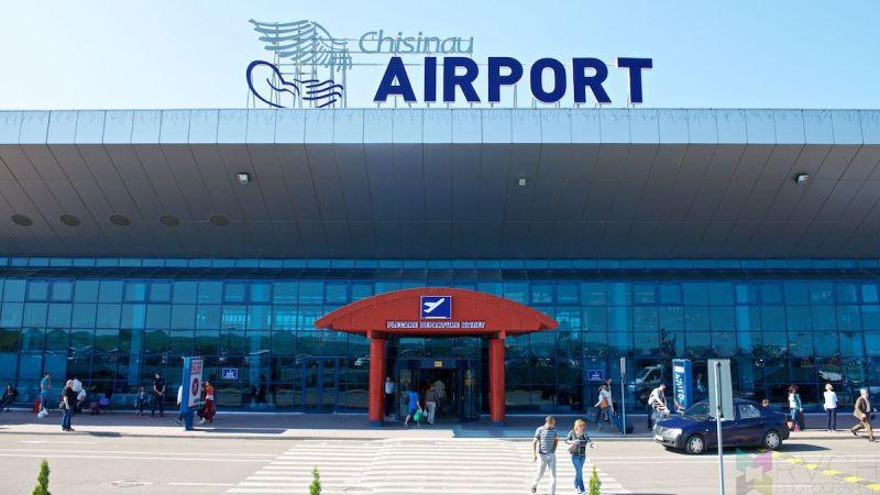 Кишиневский аэропорт до конца месяца отменил все рейсы в/из Италии в Молдову