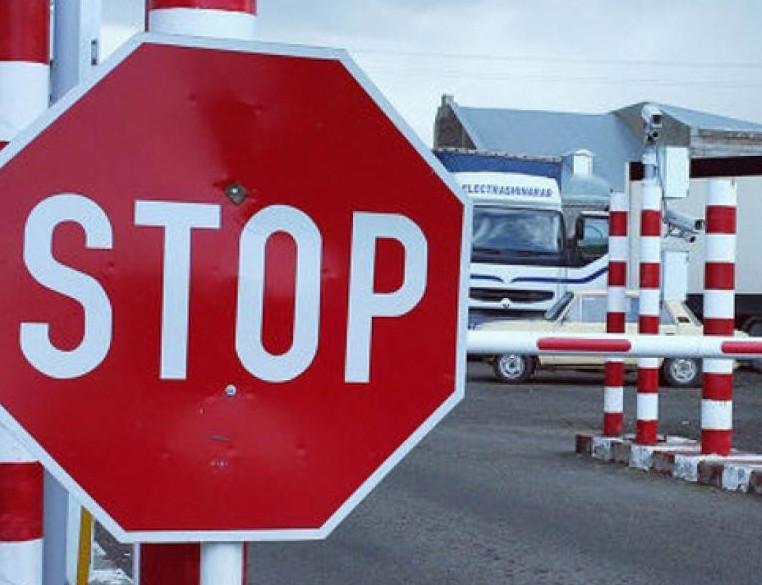 В Молдове одновременно приостановили свою работу шесть таможенных постов
