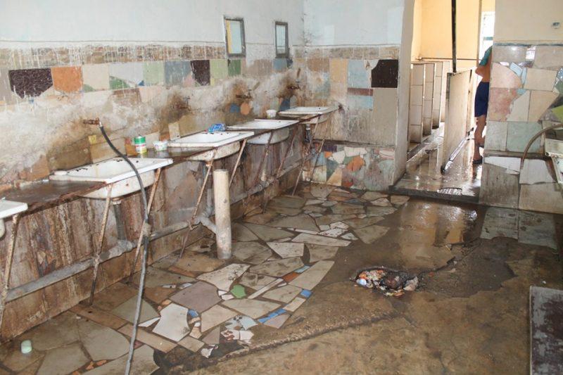 Антисанитария и условия, унижающие человеческое достоинство. Как содержатся заключенные в Леовской тюрьме №3