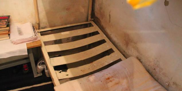 Депутаты посетили тюрьму №13: «Стены были полны крови»
