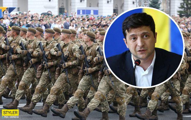 Ветераны АТО проведут альтернативный военный марш в Киеве вместо отмененного