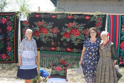 Ковер 1915 года из Чадыр-Лунги получил гран-при на фестивале ковров в Гайдарах