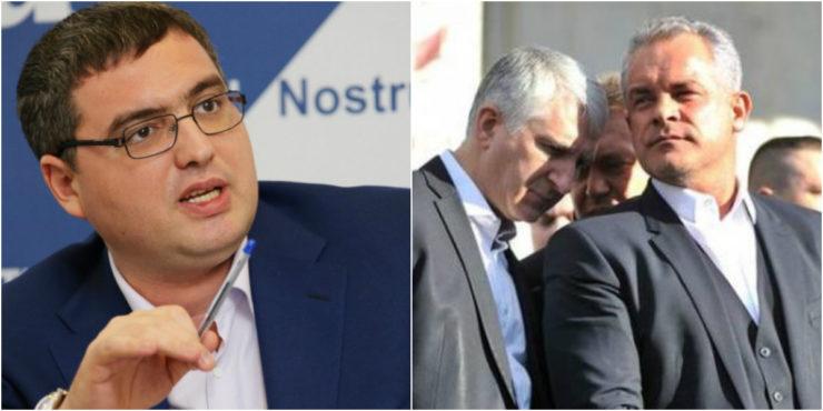 Усатый: Плахотнюк в ближайшие дни приедет в Румынию «перекантоваться»