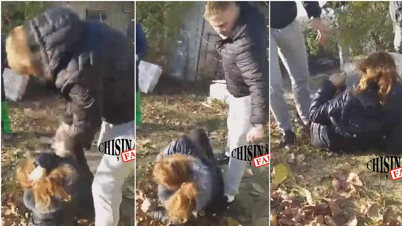 Мужчина избивал ногами 14-летнюю девушку на глазах у односельчан. Реакция полиции