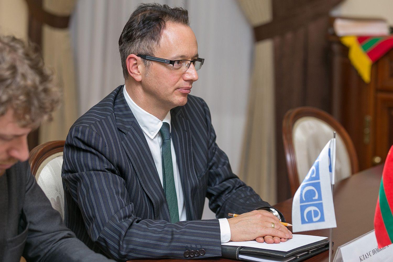 Глава миссии ОБСЕ обеспокоен решением Тирасполя о запрете на въезд машин, зарегистрированных в РМ