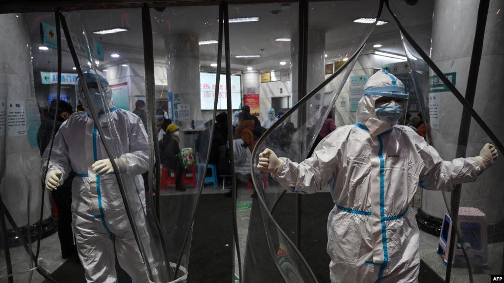США организуют вывоз американцев из китайского Уханя в связи с эпидемией коронавируса