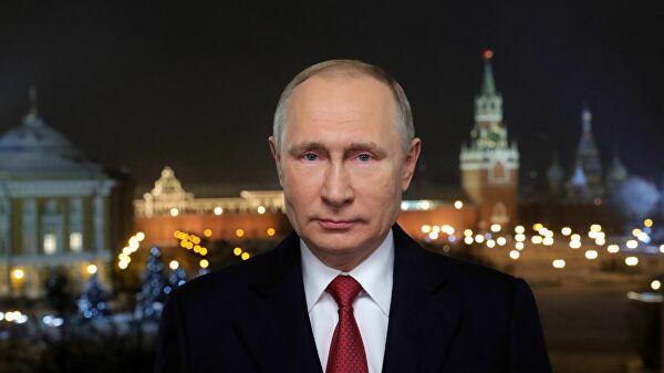 Российские каналы массово скрыли дизлайки под новогодним обращением Путина