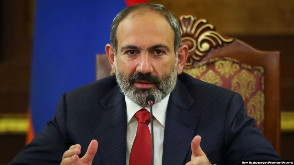 В Армении арестовали автора фейка о том, что премьер Пашинян поздравил Трампа с убийством Сулеймани