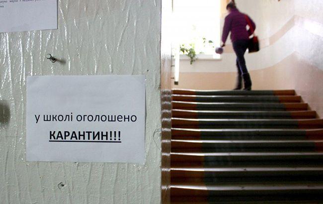 В Одессе школы закрывают на карантин из-за эпидемии гриппа и ОРВИ