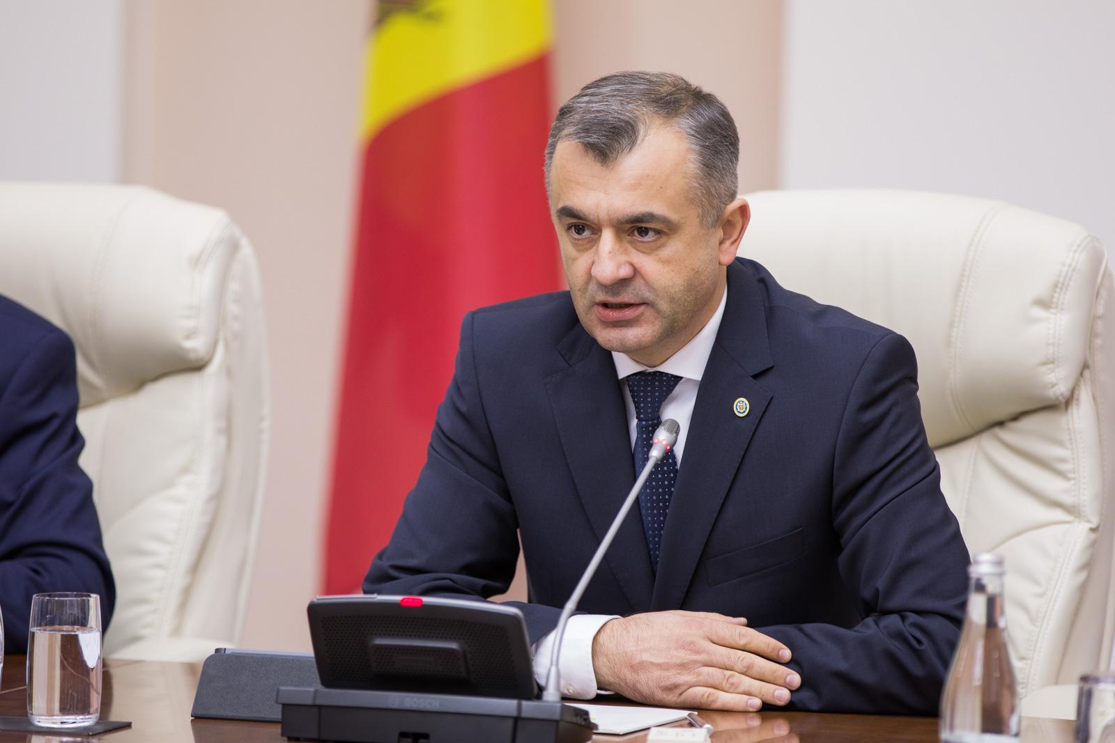 Реакция премьер-министра Иона Кику на недавнюю критику из Бухареста