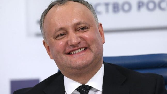 Игорь Додон прокомментировал санкции США против бывшего лидера ДПМ Влада Плахотнюка