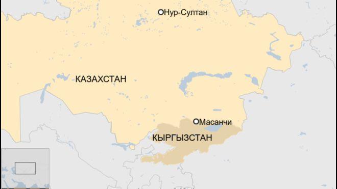 В Казахстане в беспорядках на этнической почве погибли восемь человек. Что об этом известно