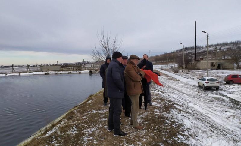 Комрат посетили эксперты и представители посольства Чехии. На повестку вынесли вопрос об очистных сооружениях