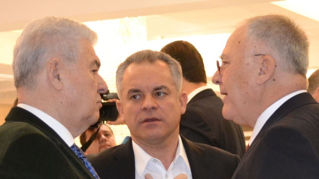 Воронин: Дьяков получал 10 тысяч евро за «почетного председателя» Демпартии