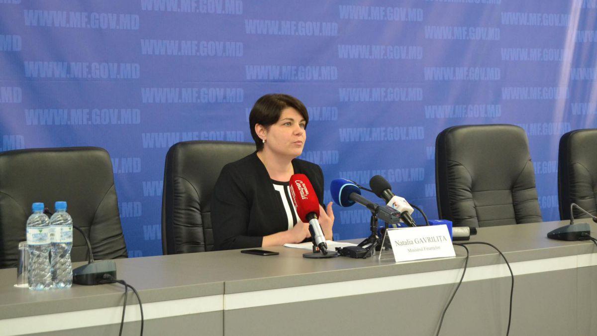 Гаврилица Додону: «Передача некоторых доходов из одного кармана государства в другой не означает облегчения бремени для граждан»
