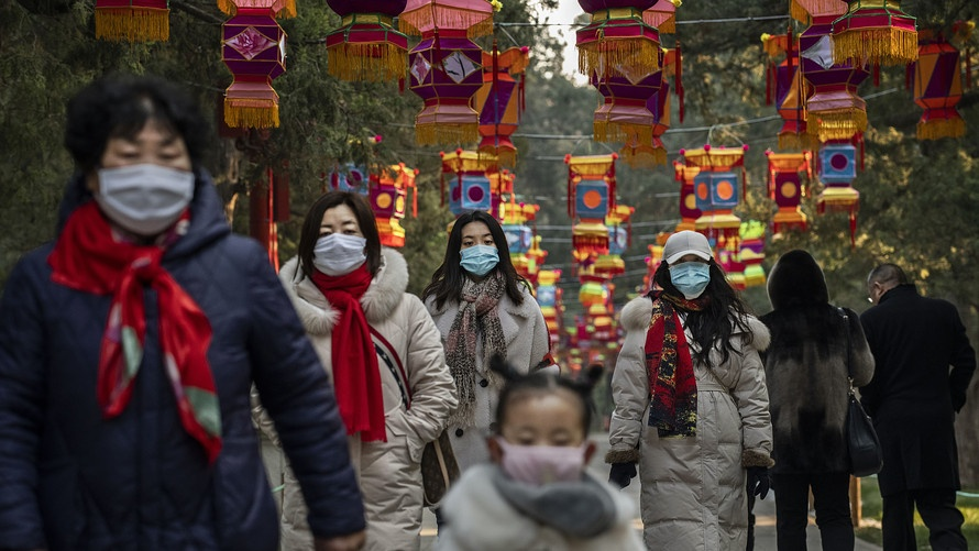 Коронавирус распространяется за пределами Китая быстрее, чем в Китае