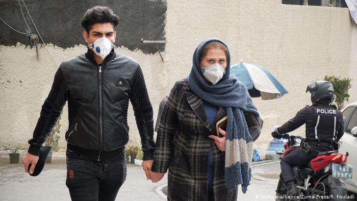 В Иране из-за слухов о больных коронавирусом подожгли больницу