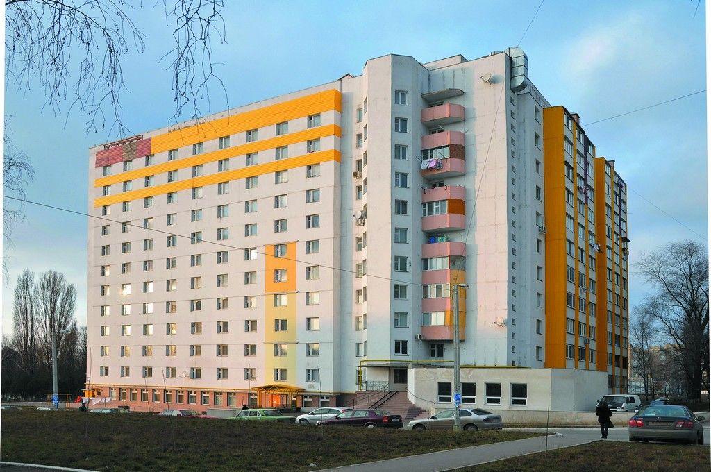 Общежитие Технического университета закрыто на карантин. В нем находится 80 студентов