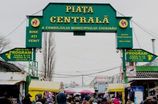 Центральный рынок в Кишиневе закрывается на неопределенный период