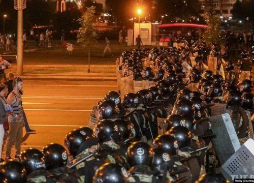 протест беларусь
