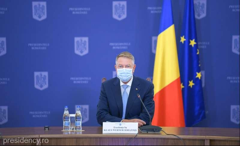 президент румынии
