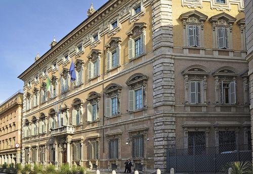 посольство рм в италии