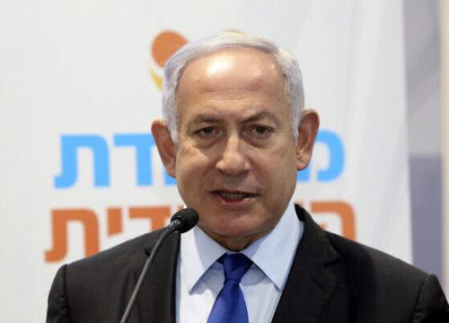 премье министр Израиля